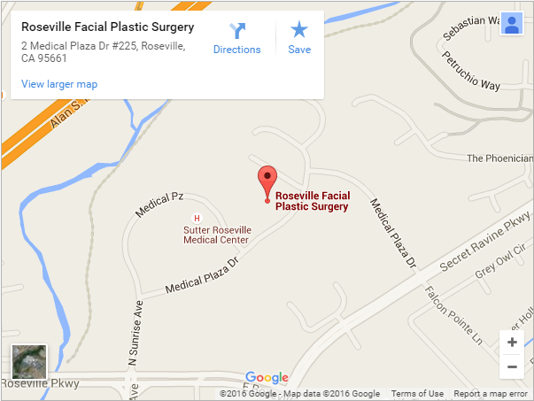 Map & Directions to Roseville Plastic Surgery Map In Medical Terms on engineering terms, scientific terms, military terms,